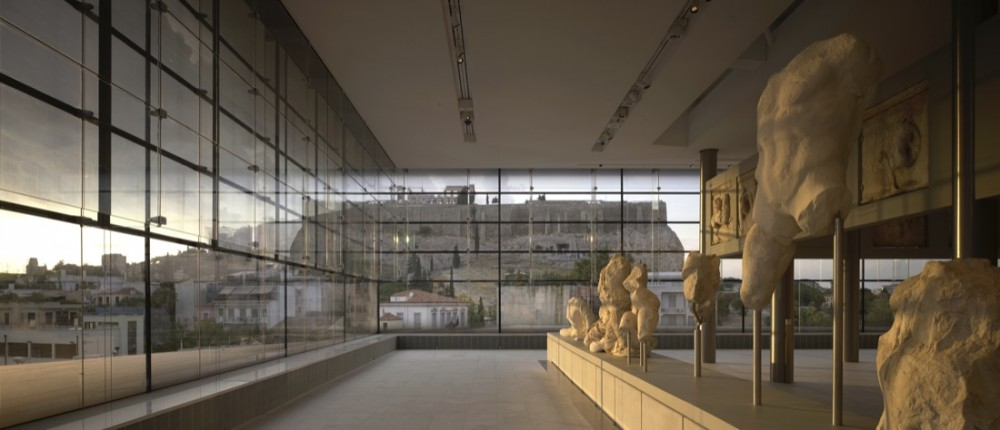 New Acropolis Museum / Bernard Tschumi Architects  k0k0na